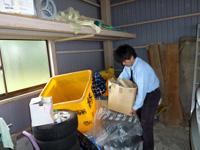 粗大ゴミ・不用品処分のお手伝い